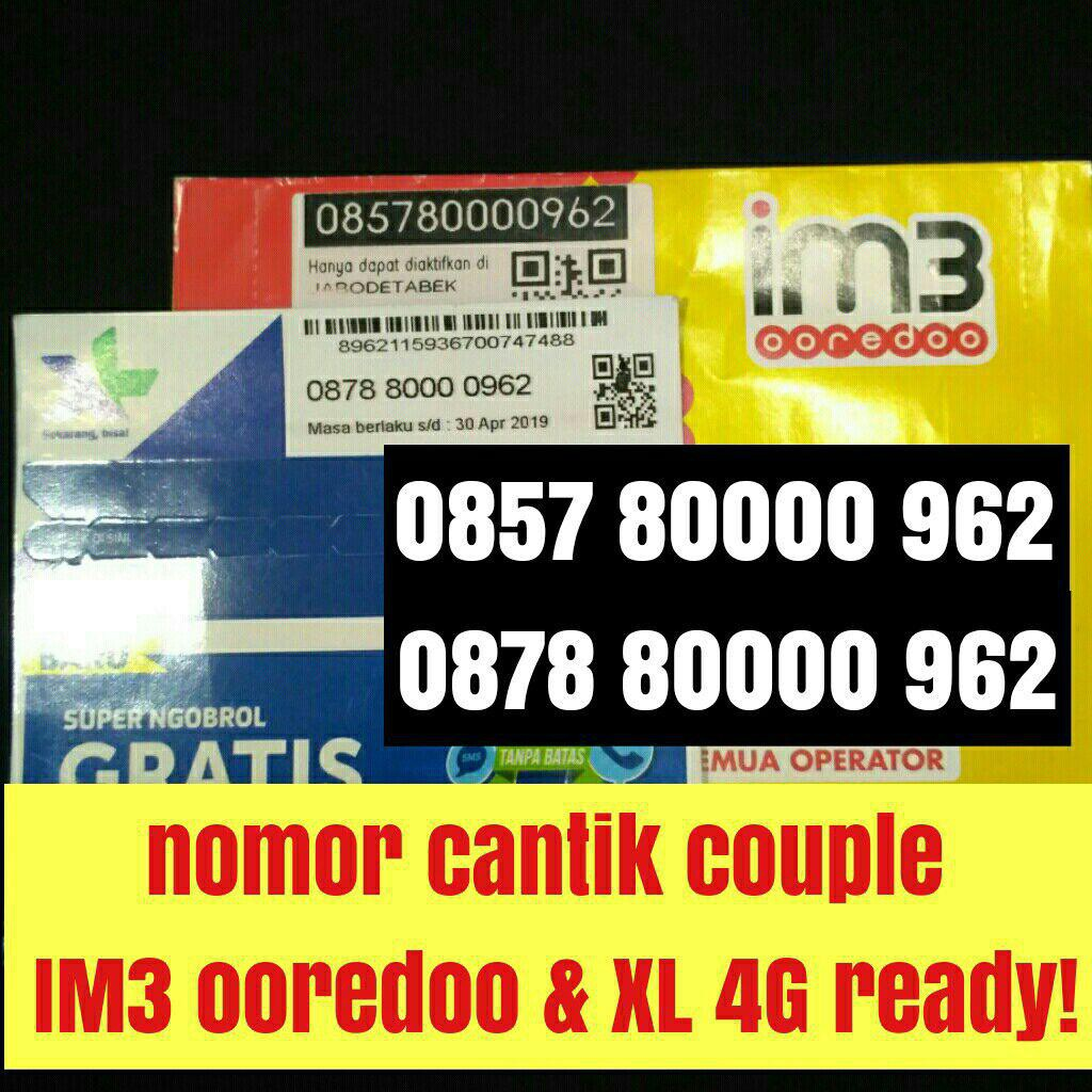 kartu perdana indosat ooredoo 4G plus nomer cantik nano micro standar simcard   Shopee Indonesia