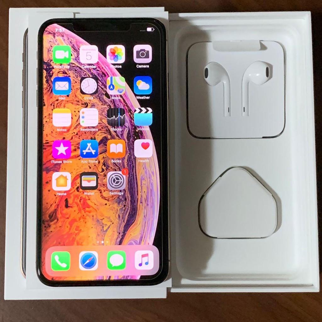 IPhone XS 256 GB - FULLSET - 256GB - APPLE - COD Jakarta