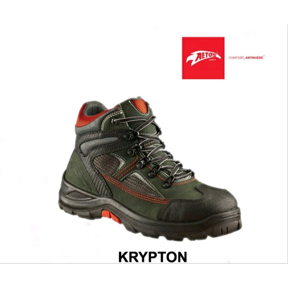 sepatu safety aetos krypton tools