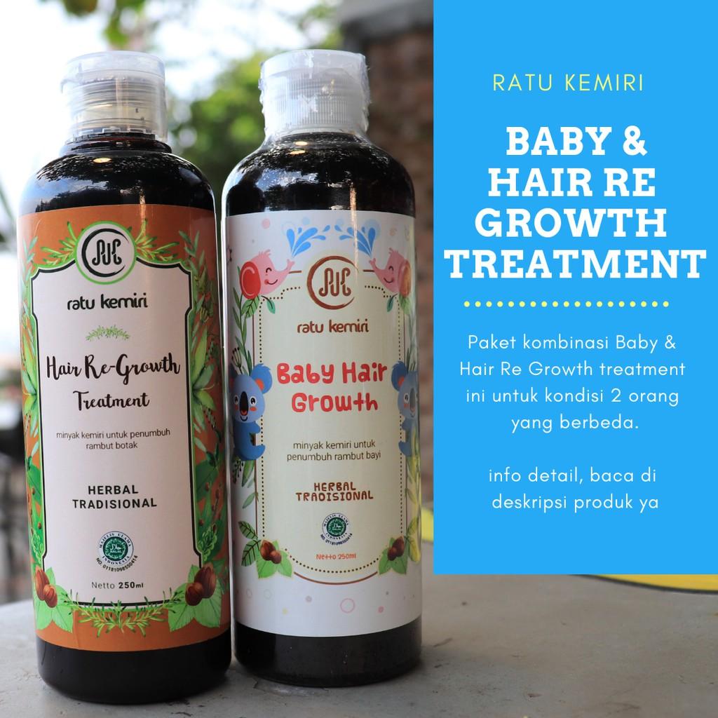 Minyak Kemiri Bakar Ratu Kemiri Obat Penumbuh Rambut Bayi Dan Penyubur Rambut Botak Parah Meluas Shopee Indonesia