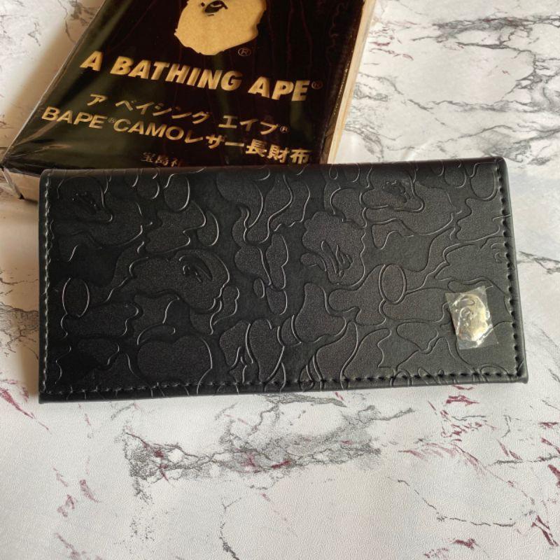 Dompet Bape Panjang|Bape Long Wallet Original