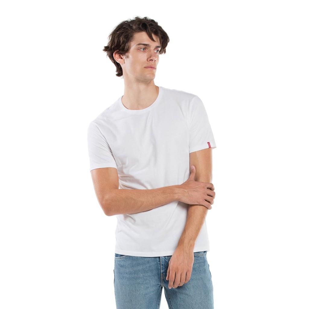 Levis Sunset One Pocket Shirt White 65824 0336 Shopee Indonesia