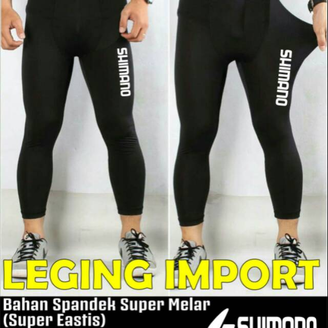Celana Sepeda Legging Import Shopee Indonesia