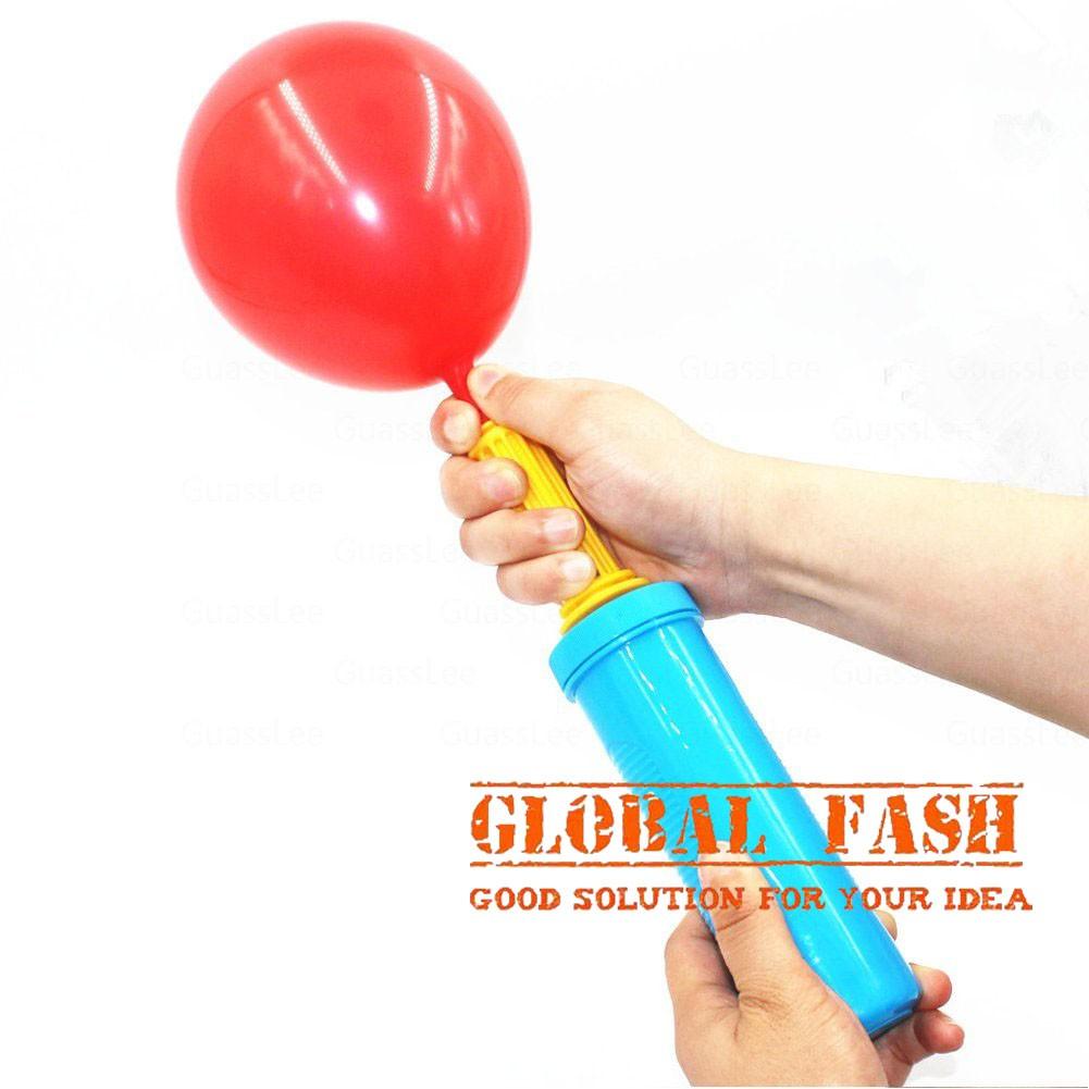 alat tiup peniup POMPA tangan manual hand pump BALON latex foil | Shopee Indonesia