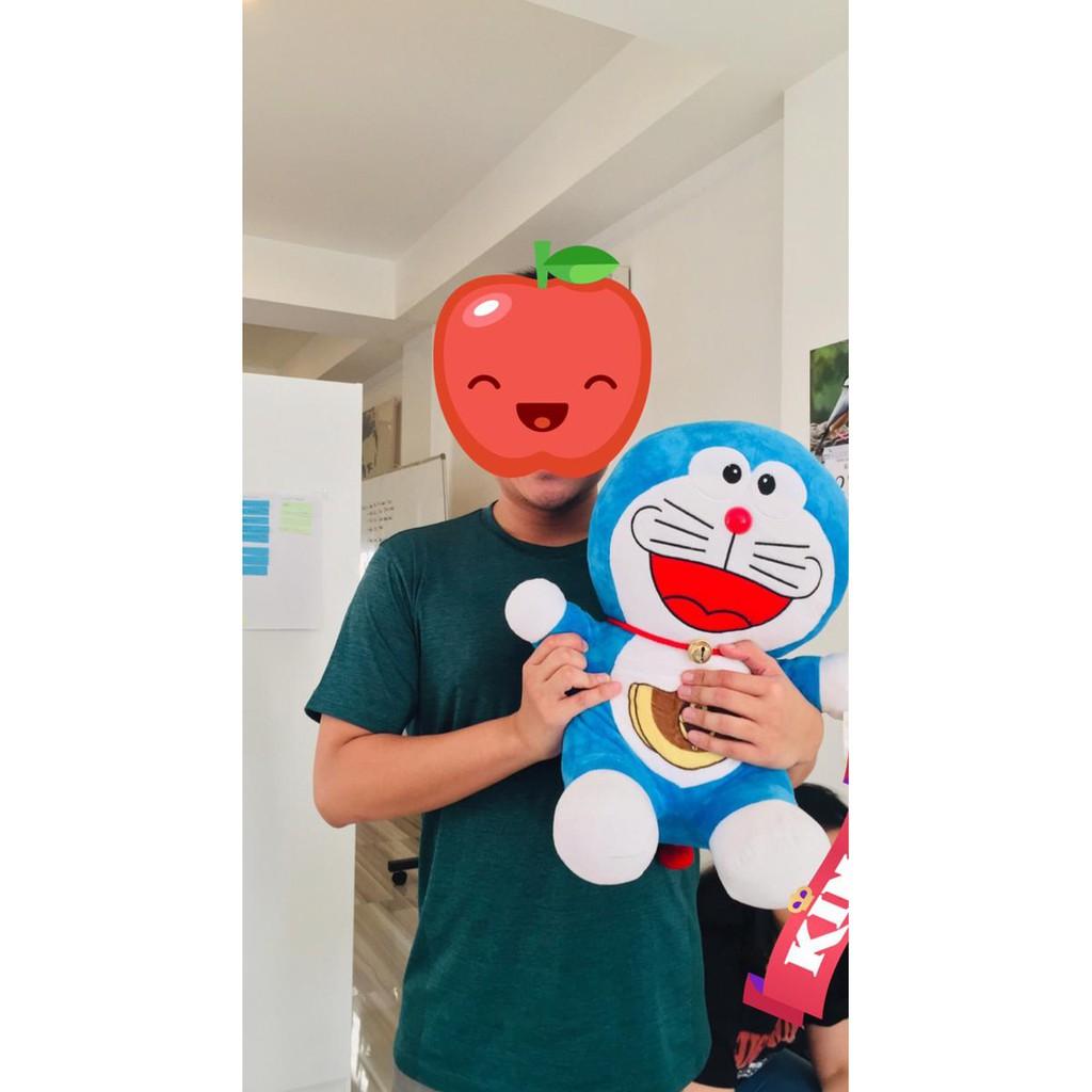 Promo Boneka Doraemon Dorayaki Jumbo Murah Robot Dora Emon Shopee Indonesia