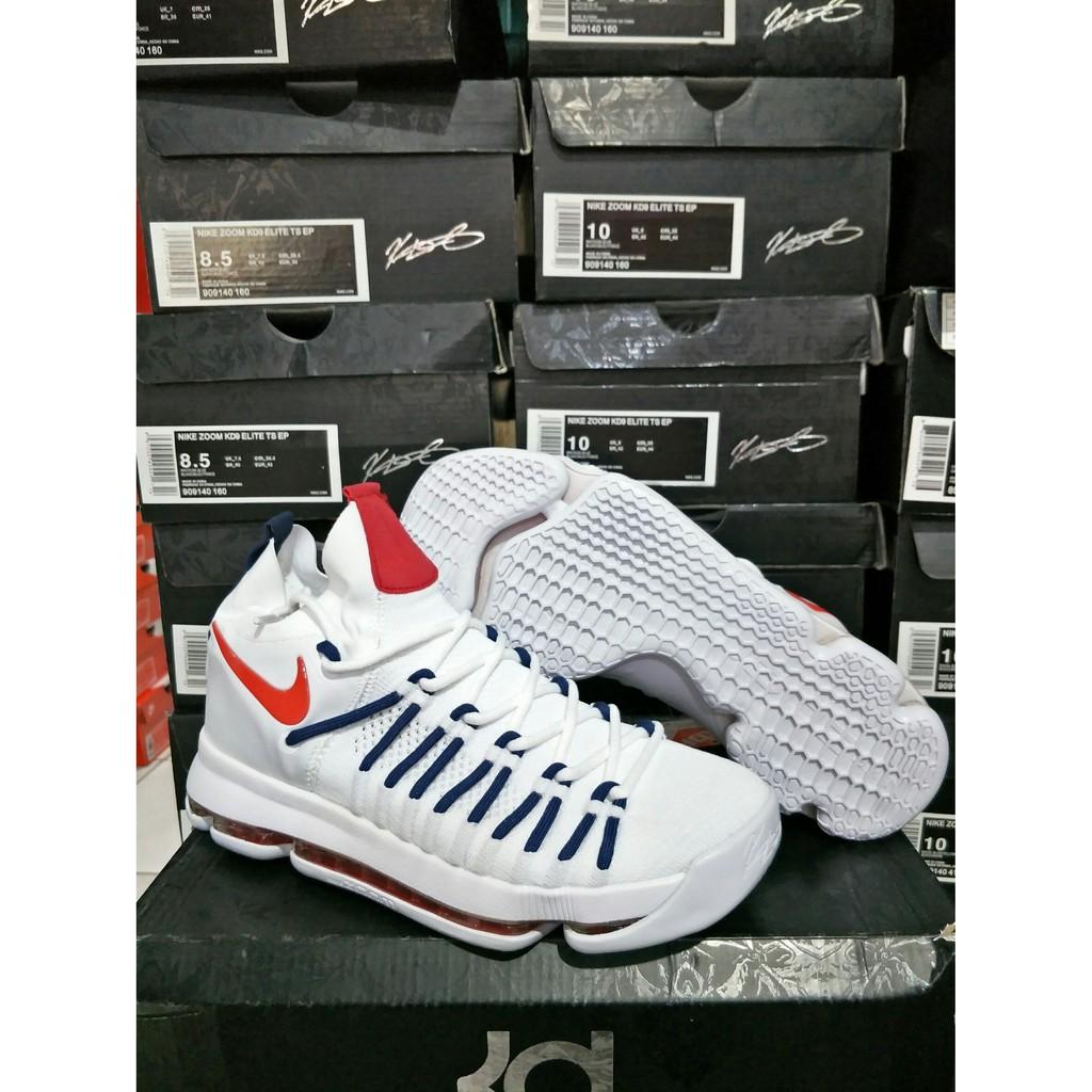 Sepatu Basket Desain Nike Kyrie 3 Warna Hitam Ukuran 40-45 untuk Pria  25e6019c6f