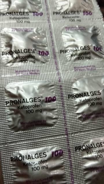 pronalges obat untuk diabetes