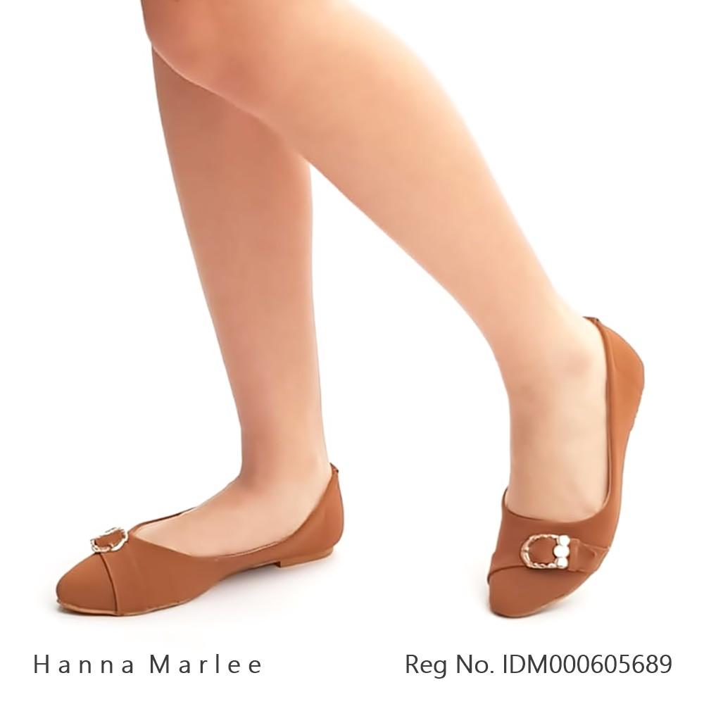 Marlee - Sepatu Balet Flat Shoes Slip On Wanita BN-13