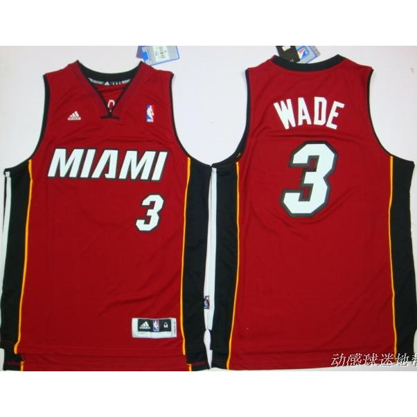 Terlaris Nike Nba Jersey Dwayne Wade Miami Heat City Edition Black - Hitam 20e3d9b1d