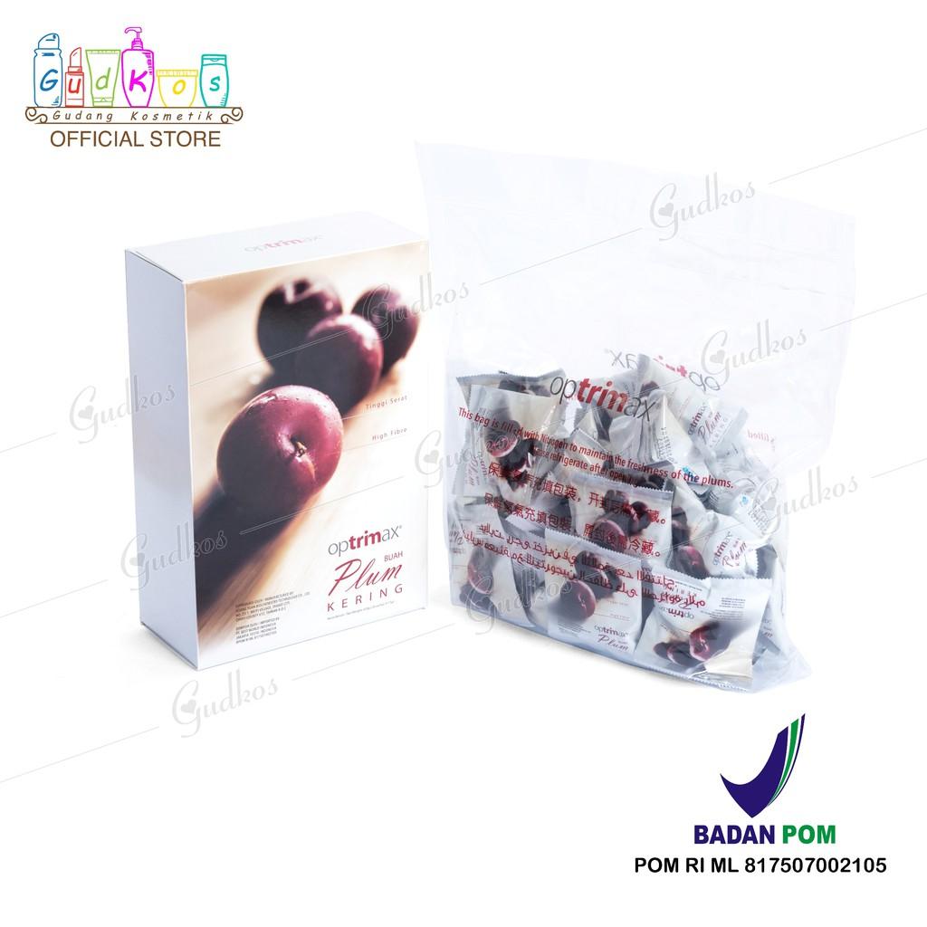 Optrimax Plum Box Bpom Original Shopee Indonesia Sachet