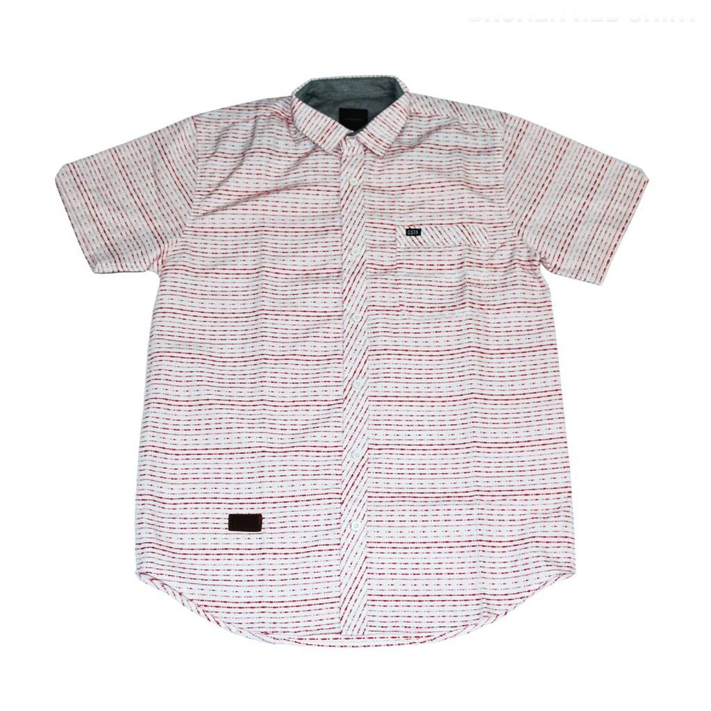Levis Classic One Pocket Shirt Monterey Crimson Red 21977 0043 Sadie Oriole Poinsettia Print 39676 0006 Merah S Shopee Indonesia