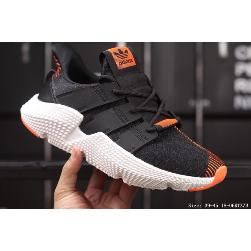 Sepatu Sneakers Desain Adidas Original prophere EQT Hedgehog Shark Lembut  untuk Lari  fa302578d2