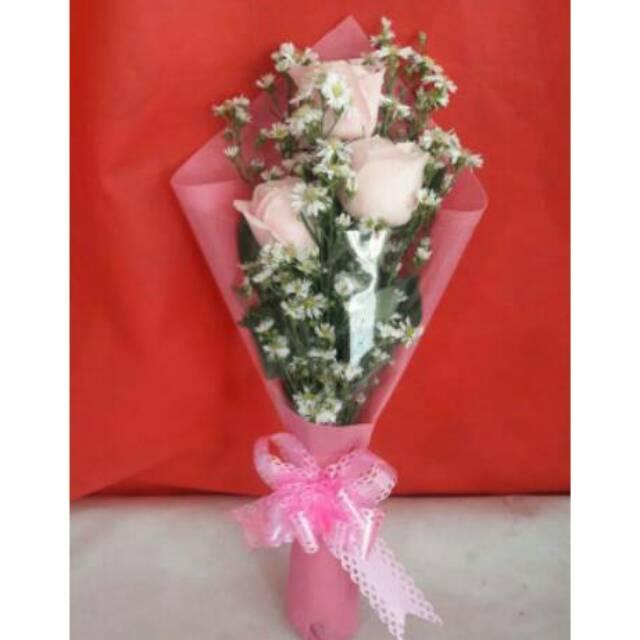 Buket Bunga Mawar  61e98f70c6