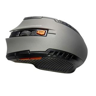Mouse Gaming Wireless 6 Tombol 1600DPI untuk PC/Laptop. suka:
