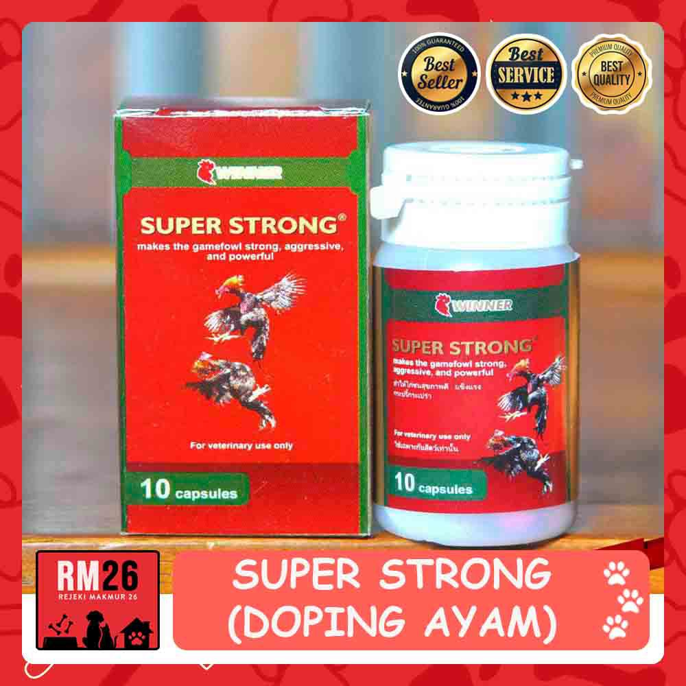 Doping Ayam Aduan Doping Ayam Laga Doping Ayam Bangkok SUPER STRONG