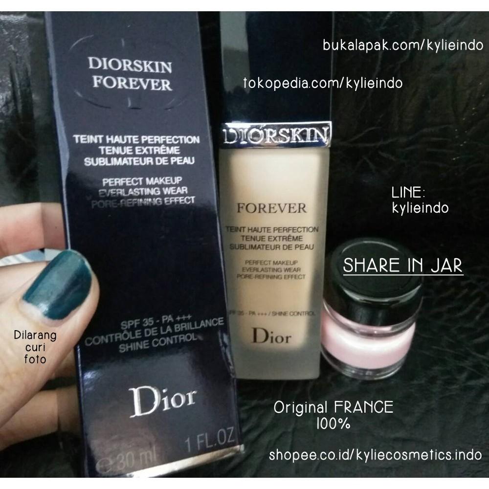 Dijual Share In Jar Diorskin Forever Foundation Original France Bio Essence 24k Gold Dual Eye 18 Gr Krim Kelopak Mata Atas Bawah Limited Shopee Indonesia