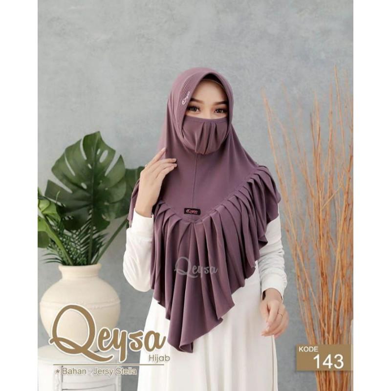 {Qeysa hijab} cadar ORI by qeysa hijab