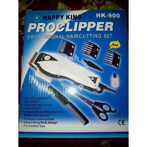 PROCLIPPER HAPPY KING HK-900   ALAT CUKUR RAMBUT   MESIN CUKUR ... bffa97e82a