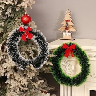 hiasan natal gantungan pintu dekorasi christmas santa