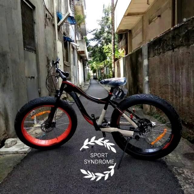 Harga Sepeda Fatman Terbaik Sepeda Olahraga Outdoor Desember 2020 Shopee Indonesia