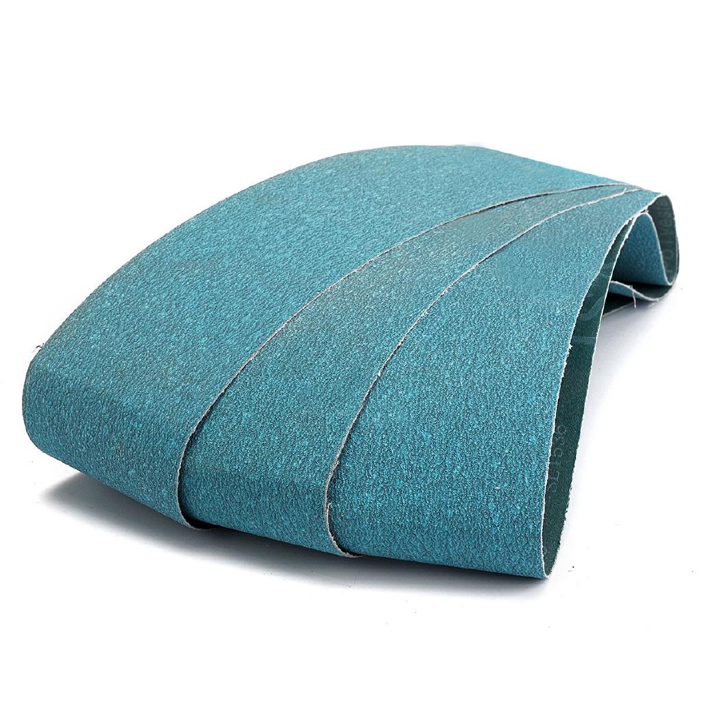 6 Pack 2 X 36 Inch 36 Grit Metal Grinding Zirconia Sanding Belts