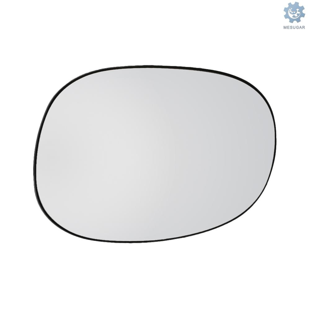 Left Passenger Side Wide Angle Wing Mirror Glass for CITROEN C3 Pluriel 03-10