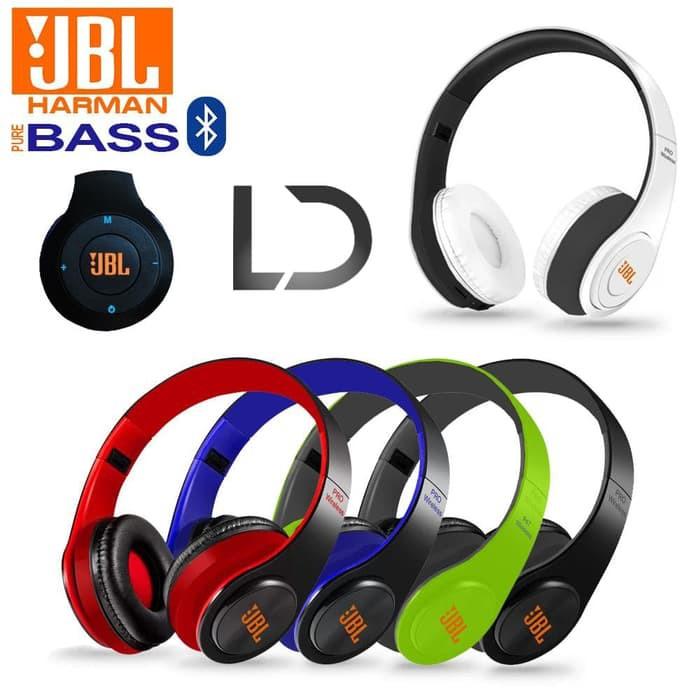 Jual Headphone Bluetooth Jbl Pro Wireless Headset Bluetooth Wireless Murah Shopee Indonesia