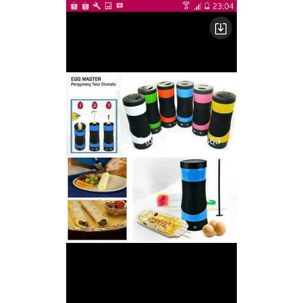Egg Master | Shopee Indonesia