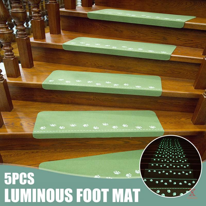 Self Adhesive Stair Tread Carpet Mat