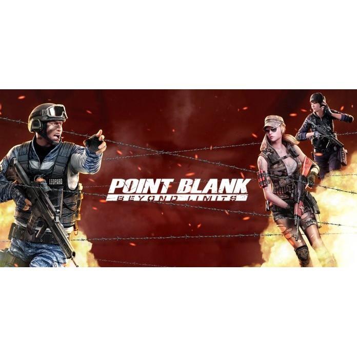 PB Cash 1200 - 12000 Point Blank Zepetto