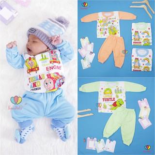 Piyama Kaos Kartun Uk Bayi Kaos Bayi Celana Panjang Baju