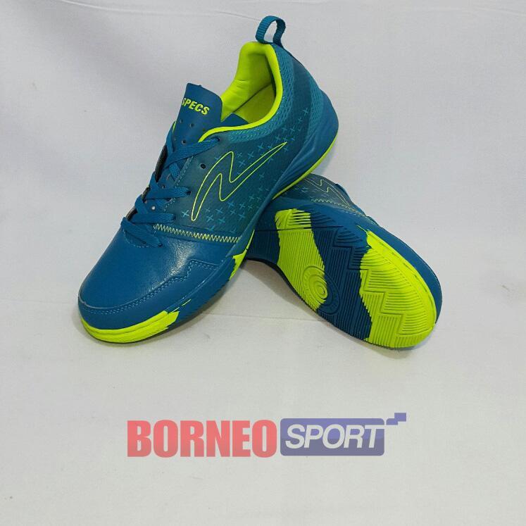 Sepatu Futsal Specs Metasala Knight IN - Blue  3ff290c11d