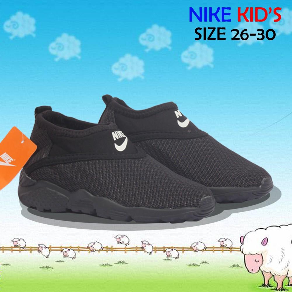 Sepatu Anak sneakers sport Unisex nike kids Size 30-35 Ready Size 26-30 Sol  lentur  3e01a933ff