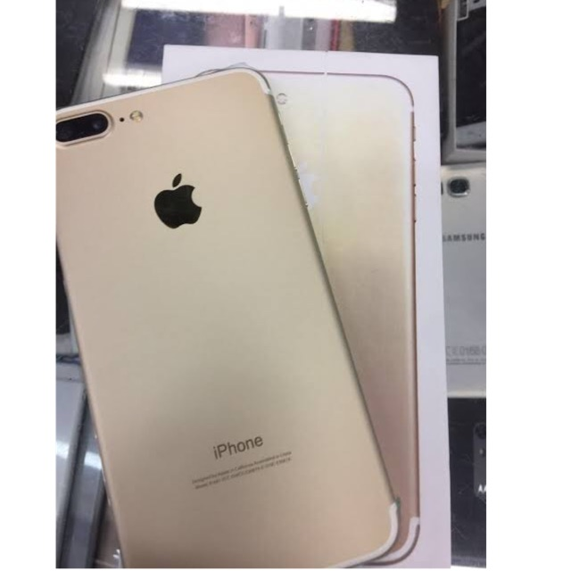 [ bisa gosend ] iphone 7 + garansi distributor / iphone 7 plus original / apple 7 plus