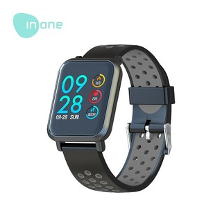 Inone Smartwatch Iron 1 with G Sensor Square