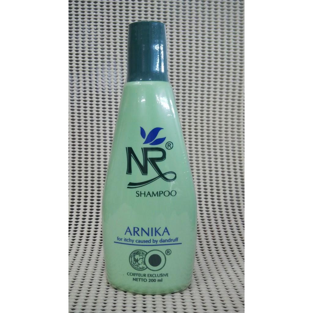 Nr Shampoo Arnika 200 Ml Shopee Indonesia Lifebuoy Bw Total10 Reff 250ml