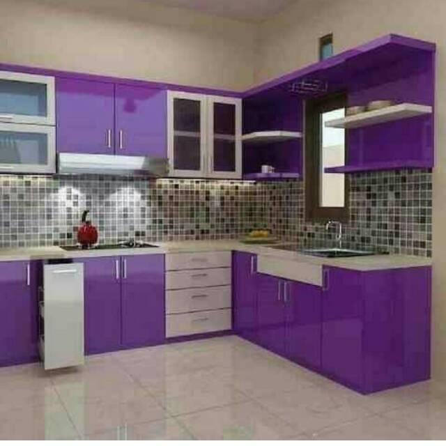 Kitchen Set Minimalis Shopee Indonesia