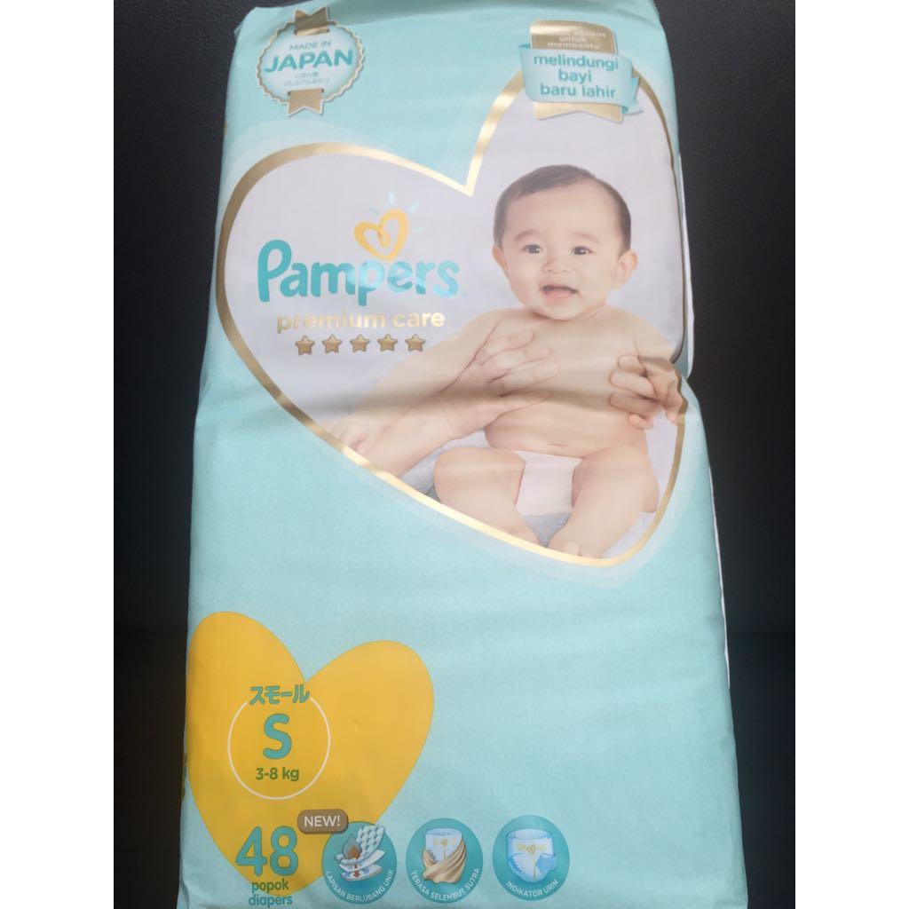 Murah Pampers Premium Care New Baby Tape S48 S 48 Popok Perekat Mamypoko Standar Pants Xl 38 Pulau Jawa Only 26 S26 Shopee Indonesia