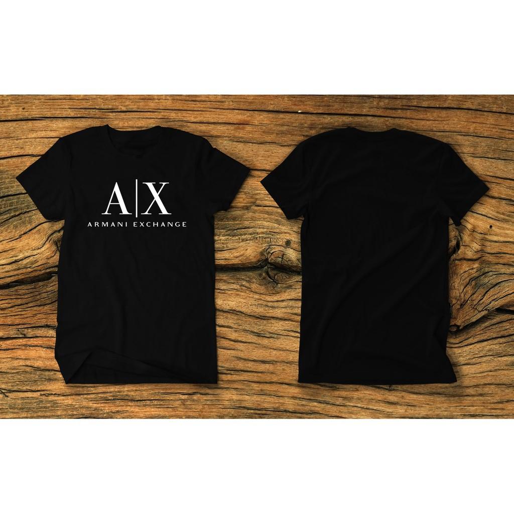 Short T Shirt READY STOCK NEW AX ARMANI EXCHANGE STREETWEAR SHIRT ... 17a8aee5e2
