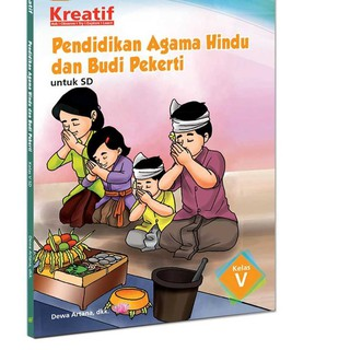 Buku Agama Hindu Sd Kelas 5 Shopee Indonesia