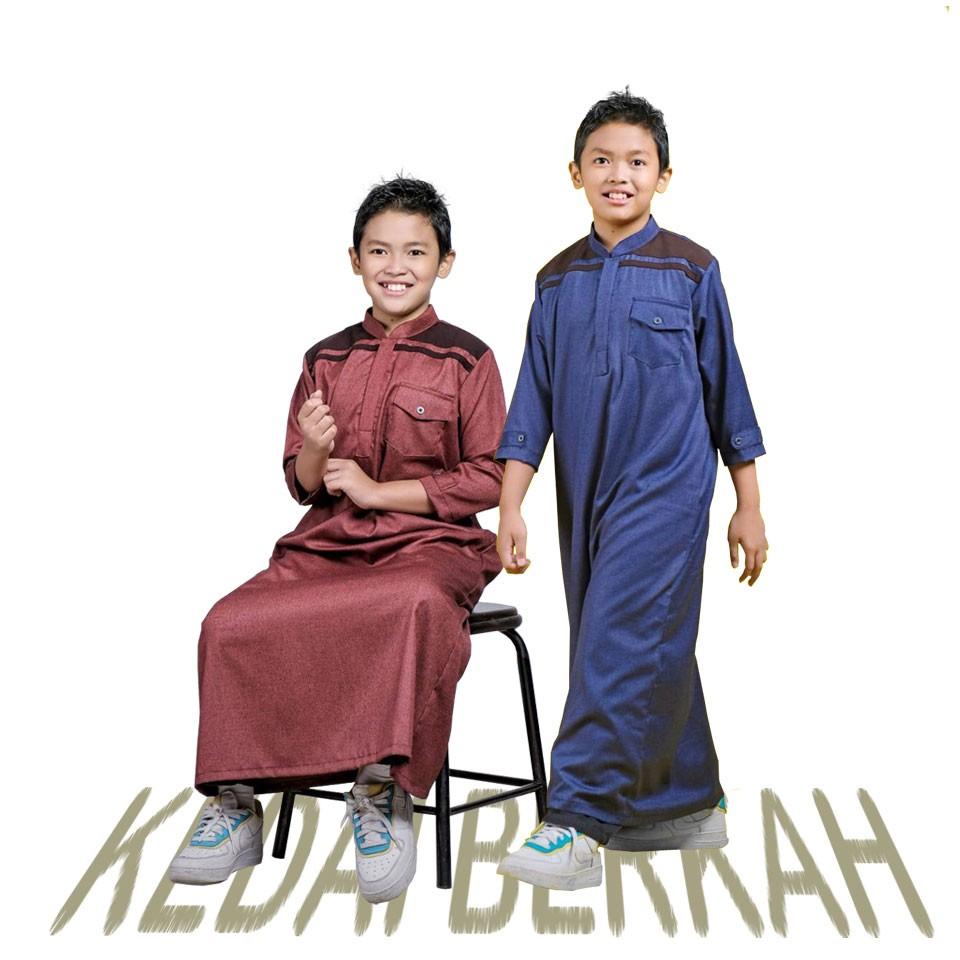 Thobe/Jubah Anak Extraordinary Series by Qoulan Sadida