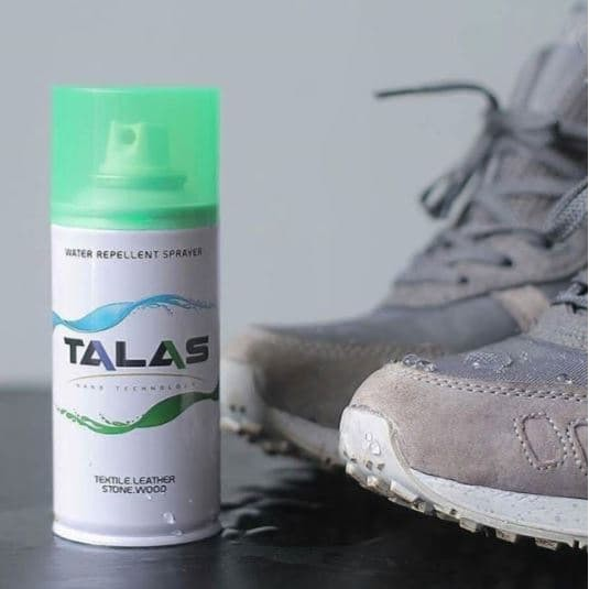 Talas Water Repellent Spray Anti Air Dan Noda - Authorized Distributor F2831 | Shopee Indonesia