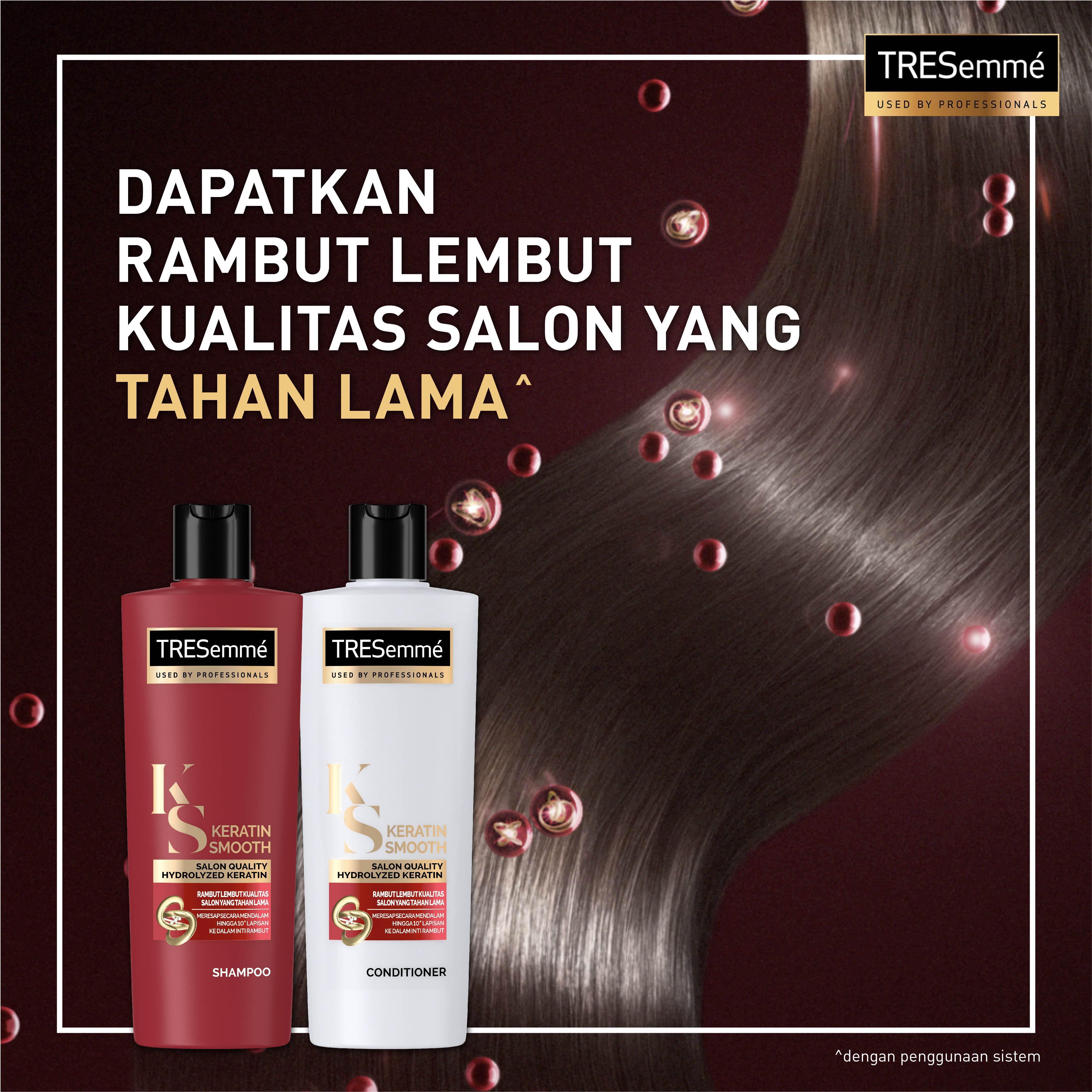 Tresemme Keratin Smooth Shampoo 170Ml-5