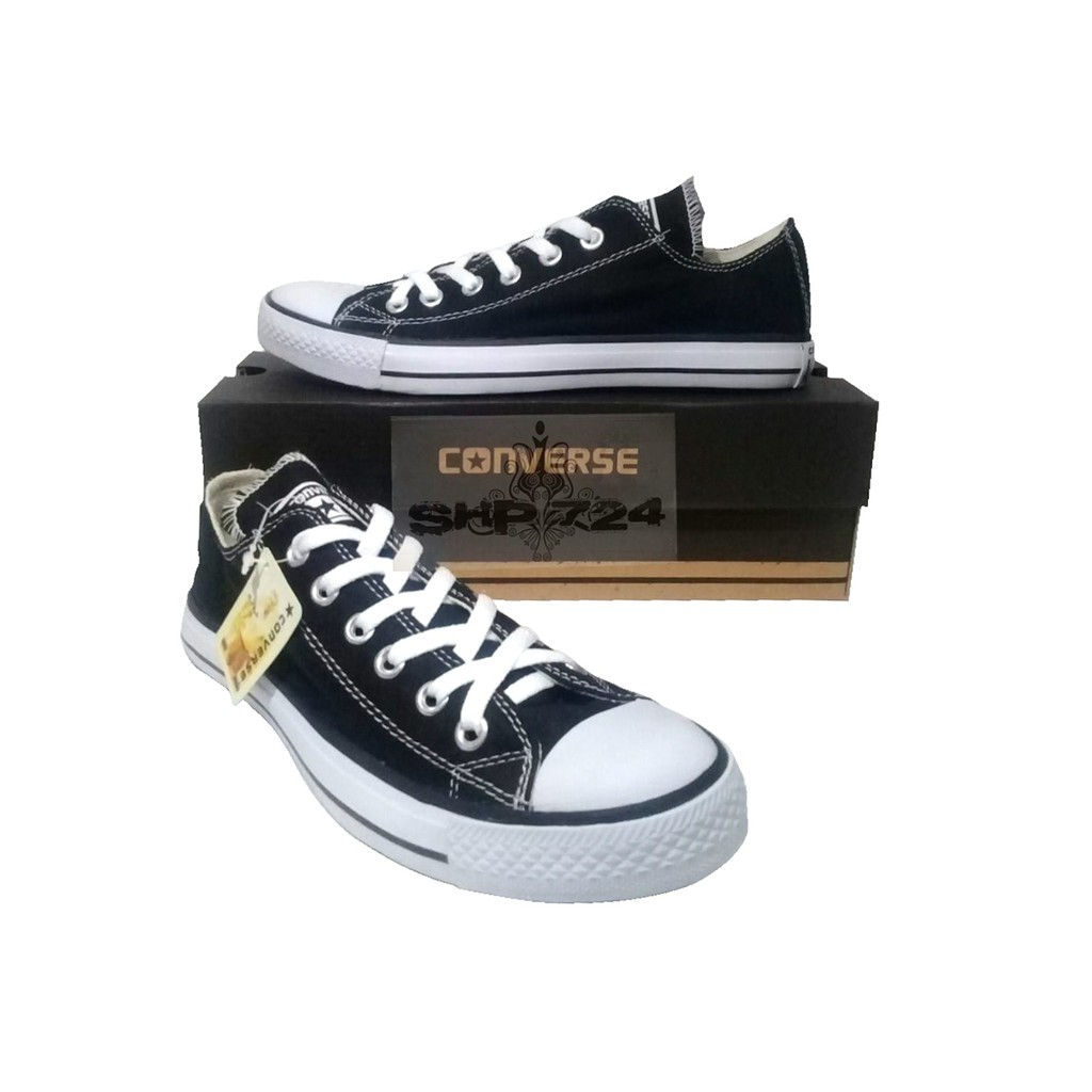 Sepatu Converse All Star The Best Quality + BOX CONVERSE  08f0361702