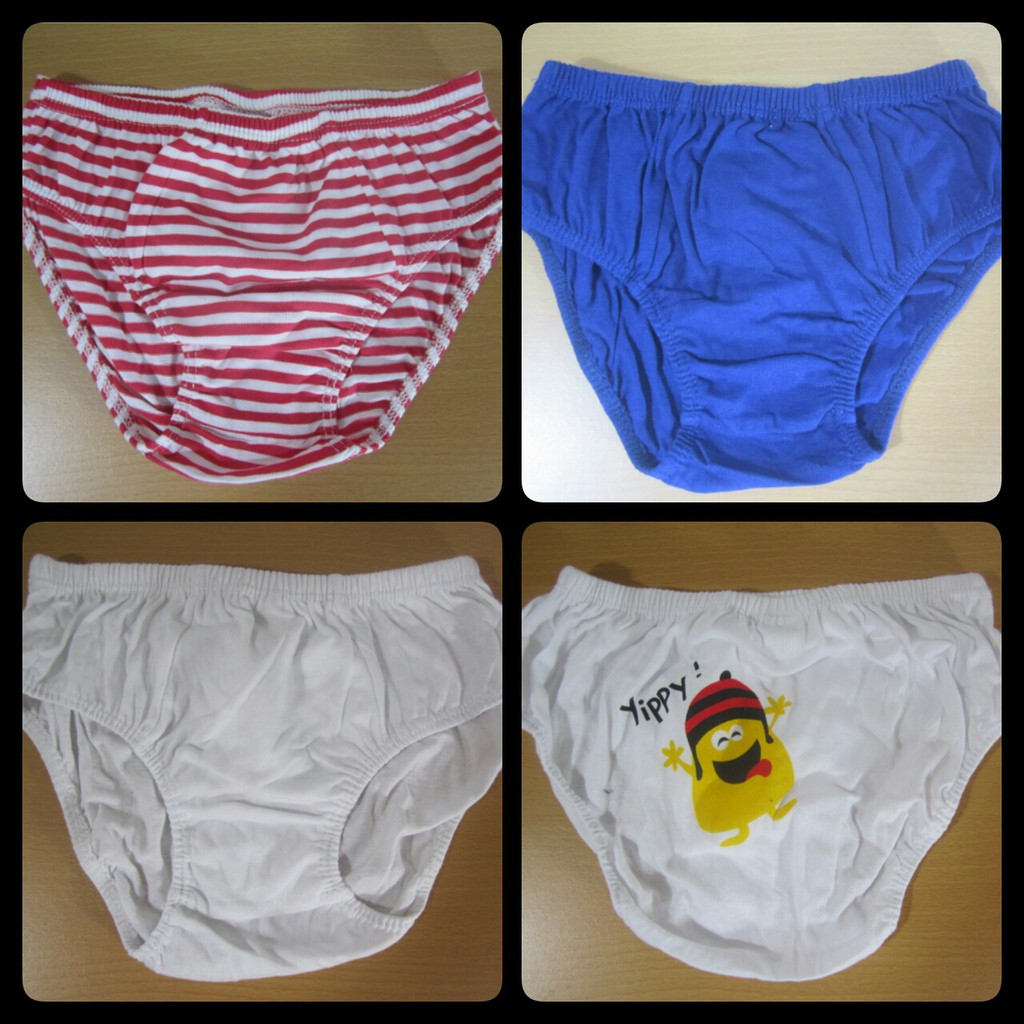 Celana Dalam   CD anak laki Cowok   Boy briefs GT Man Kids GTKL-Kids Katun  Serap Keringat Barangkece  d1f3250952
