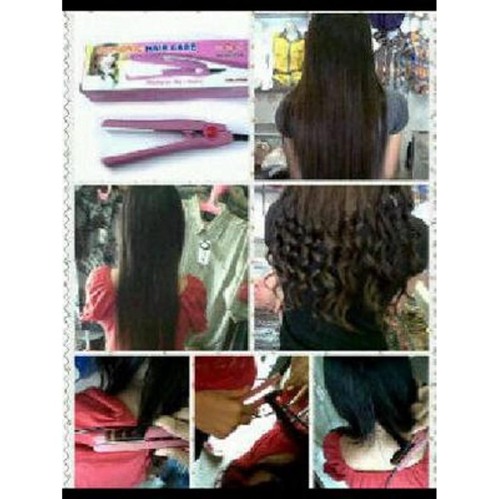 Dapatkan Harga Mini Haidi Diskon Shopee Indonesia Catok Topsonic Hair Care Catokan Rambut Simple