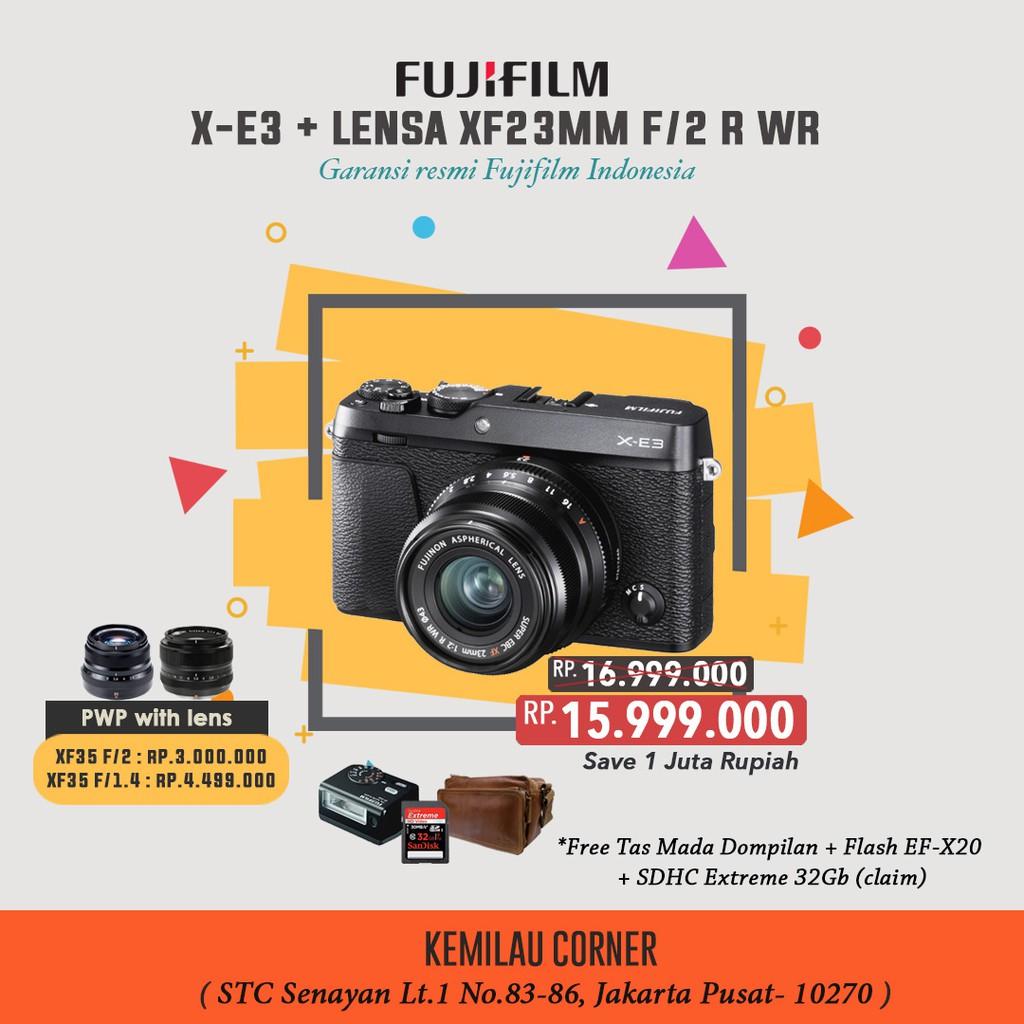 Lensa Fujifilm Temukan Harga Dan Penawaran Kamera Online Terbaik X T2 Kit Xf 18 55mm F 28 4 R Lm Ois Pwp 35mm 14 Fotografi November 2018 Shopee Indonesia