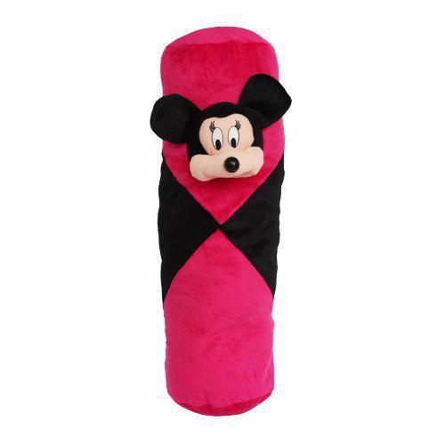 Boneka Guling Kotak Minnie Mouse 50cm ...