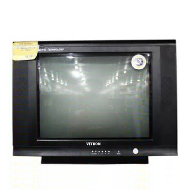 Tv tabung Slim 21in vitron