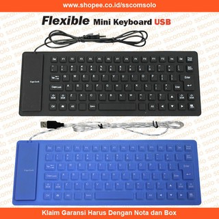 ... Flexible Mini Keyboard USB. suka: 8
